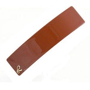 Patentspeld bruin